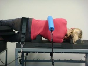Denneroll Traction Table | Greenville NC Chiropractor