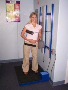 Standing Traction Machine at greenville nc chiropractor