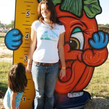 get taller