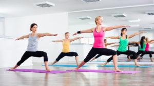 yoga greenville nc
